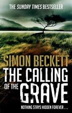 The Calling of the Grave by Simon Beckett | Paperback Book | 9780553820652 | NEW