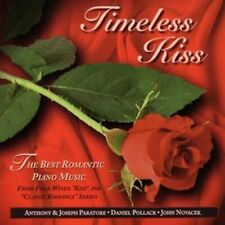 Timeless Kiss-best Romantic Piano Music Liszt, Chopin, Schumann, Debussy... [CD]