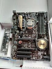 INTEL Core i5 6600K 3.5Ghz & ASUS Z170-P - Motherboard & CPU Bundle.