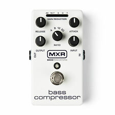 Dunlop M87 MXR Bass Compressor