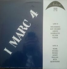 I Marc 4 ‎– G.L.P. 1002 RSD 2017 Sonor Music Editions Vinyl re-issue