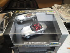 RARE VINTAGE REVELL BMW Z8 SPORTS ROADSTER C/W HOOD,MINT,BOXED,OWNED FROM NEW