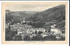Plombieres (Vosges) Vue du Centre PPC, Unposted