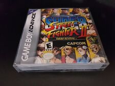 Super Street Fighter II: Turbo Revival [GBA] [Game Boy Advance] [Complete!]