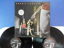 GILLAN  DOUBLE TROUBLE virgin 81 A2B1 double LP MINT