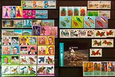 Lot of Nevis Old Stamps MNH/MH