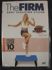 The Firm Complete Body Sculpting System Christa Riley DVD NEW Sealed
