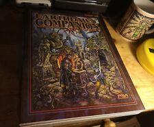 Nuevo earthdawn compañero-Fasa 6200, RPG, 1994, 1st Edición,