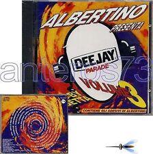 DEEJAY PARADE VOL 3 CD MIXED BY FARGETTA: ALADINO PREZIOSO
