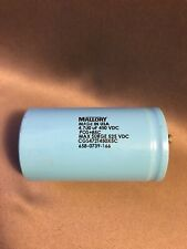 4700uF 450V Large Can Electrolytic Capacitor 450 Volts 4700mfd 450VDC 4,700 85C