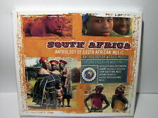 Anthology Of South African Music NEW NUOVO SIGILLATO SEALED CD 8717423014980