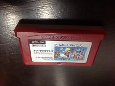 Super Mario Bros. Famicom Mini GBA Japanese **USA SELLER** Region Free