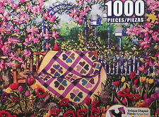 PUZZLE.....JIGSAW.....PHALEN.....Spring Time In The Garden....1000 Pc...Sealed