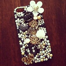 Iphone 5/5s Custom Bling Case