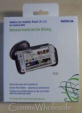 Genuine Original Nokia N97 Car Holder CR-116 - BRAND NEW