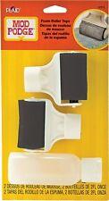 MOD PODGE COLLA rullo di schiuma TOP applicatori & 2oz BOTTIGLIA un facile utilizzo per Hobby Craft