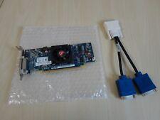ATI Radeon HD 512MB ATI-102-C09003  Low Profile VideoCard With Original HP Cable