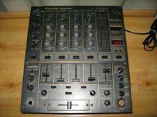 Pioneer DJM-600 professional 4-channel DJ mixer / WORKS WELL