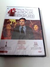 "DVD ""LA NOCHE AMERICANA"" PRECINTADO SEALED FRANÇOIS TRUFFAUT JACQUELINE BISSET"