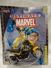 Maisto Ultimate Marvel Motorcycle Collection - Wolverine Triumph Tiger M5