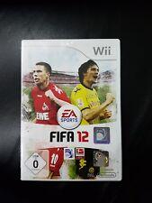 FIFA 12  Wii Spiel Gebraucht