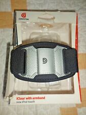 Griffin iClear With Armband for iPod Touch 4 GB01953 685387311484