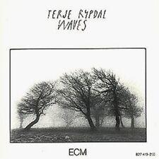 "TERJE RYPDAL ""WAVES"" CD 6 TRACKS NEU"