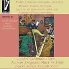 Marcos - French Chamber Music for Flute Viola and Harp [CD]