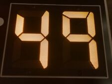 Fair Play Trans-Lux led digit - LED Scoreboard Part