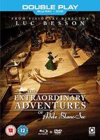 The Extraordinary Adventures Of Adele Blu-Ray + DVD Blu-Ray ( Optbd