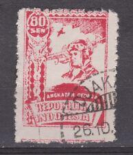 Indonesie Indonesia Java Madoera 36 used Japanse bezetting Japanese occupation