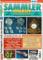 SAMMLER MARKT International - Magazin Heft Flohmarkt Auktionen 05/2008 - B21601