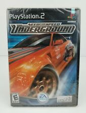 Need for Speed Underground Sony PlayStation 2 2003 Brand New Factory Sealed PS2