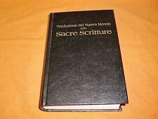 traduzione del nuovo mondo delle sacre scritture 1987 copertina nera