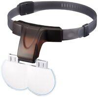 TERASAKI head loupe mega view magnification 1.7 / 2/ 2.5 times adjustable belt*