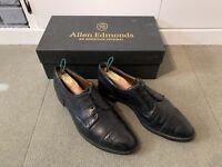Allen Edmonds Men's Cap-Toe Black Size 10.5D