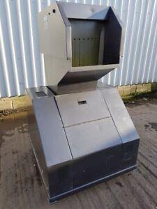 TRIA Granulator, Plastic, Cable recycling shredder waste skip