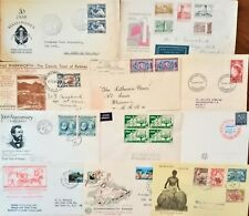 ENTHRALLING 11 WW 🌐 VINTAGE HISTORY FDC/COVERS/POST CARD veRy cOol collectioN