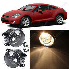 2CPS Bumper Driving Lamps Fog Lights For Mitsubishi Eclipse Endeavor 2006-2012