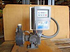 Lenze 1 Hp Vfd Pulsa Feeder / Black Line Pump Md2Kktpn2C-Xxx, #424137J New