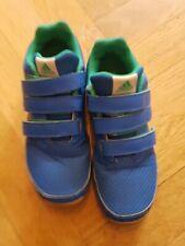 ADIDAS Sneaker blau Größe 36 2/3 gebraucht (Echtgröße 36)
