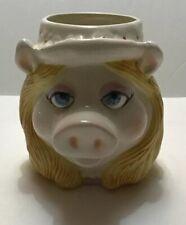 Vintage Sigma Taste Setter Miss Piggy Mug Cup Coffee. (793)