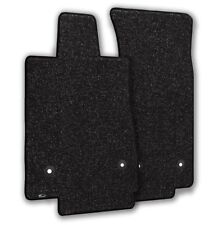 Lloyd Berber 2 Carpet - 2pc Front Floor Mats -Choose from 9 Colors