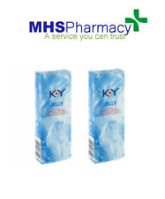 2 x 50ml K-Y Personal Lubricating  private listing