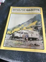 On3,On30,SN3,HOn3 NARROW GAUGE AND SHORT LINE GAZETTE MAGAZINE MAY/JUNE 1988