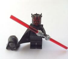 Lego Darth Maul + Hood from set 7961 Maul's Sith Infiltrator Star Wars NEW sw323