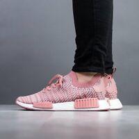 adidas Originals NMD_R1 STLT Primeknit Trainers Women Running Shoes CQ2028