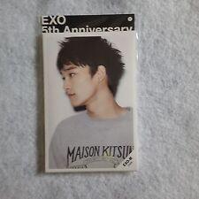 EXO 5th Anniversary Photo Set Mama B SUM Cafe Official Goods 9Pcs