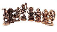 Hindou Tableau Statues Murti Dieux Krishna Lakshmi Ganesh Durga Hanuman Vishnu