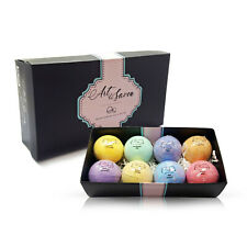 Art du Savon 8pc Bath Bomb Set